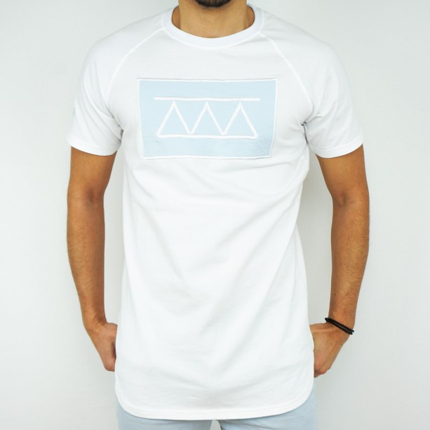 T-shirt Hologram Pearl