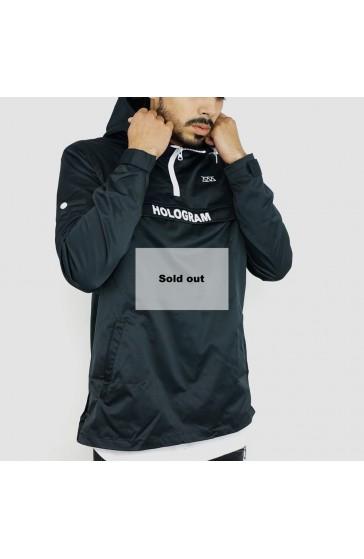 Coupe vent Hologram Rain black