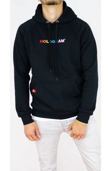 Hologram Rainbow Sweat-shirt
