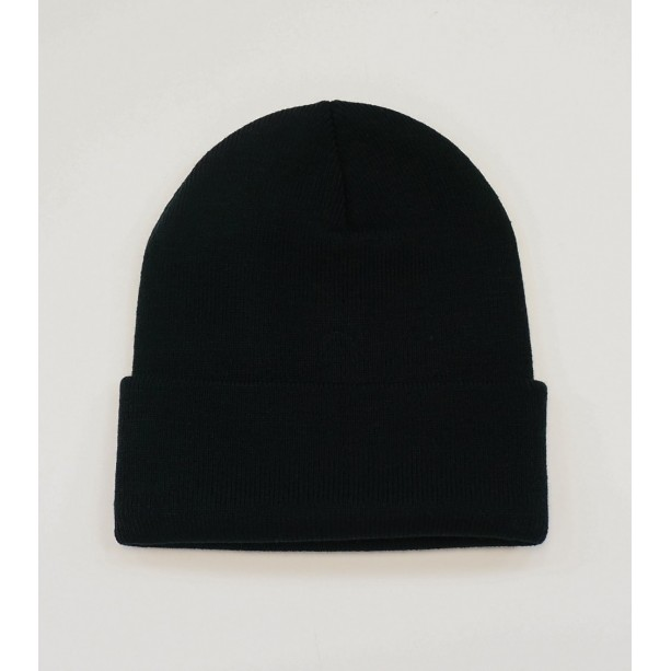 Bonnet Hologram Black