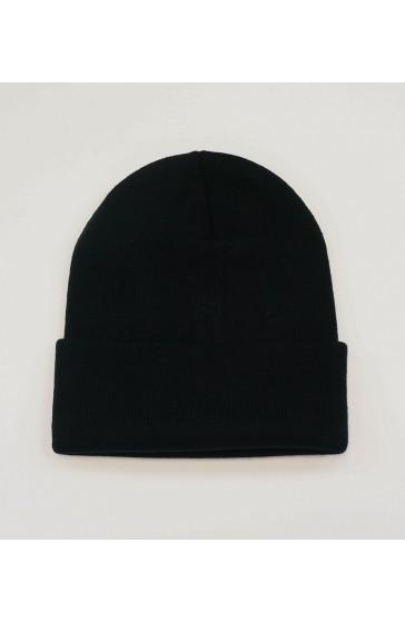 Bonnet Hologram Black
