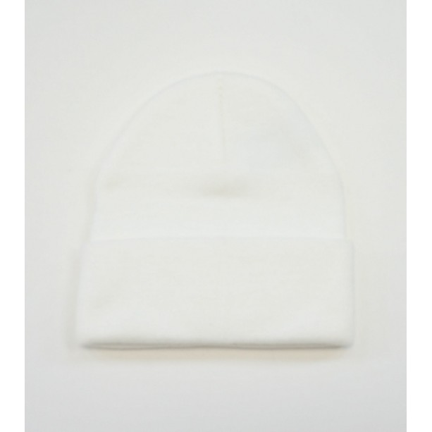 Bonnet Hologram White