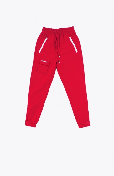 Red Gear Pant
