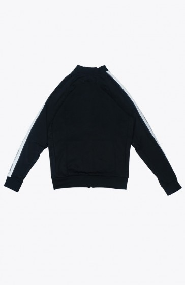 Structure black Jacket