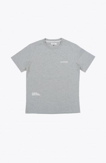 Even grey T-shirt