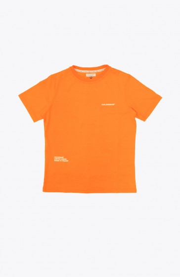 T-shirt Even orange