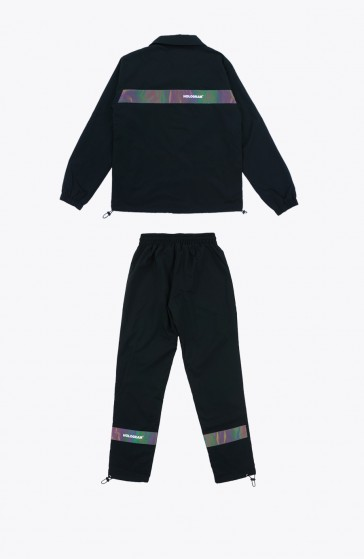 Black Coach Tracksuit
