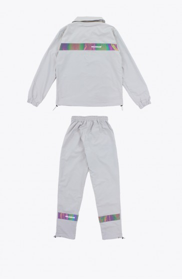 Grey Coach Tracksuit