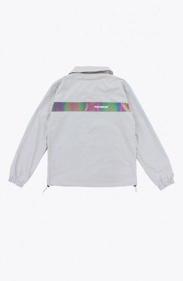 Grey Coach Jacket