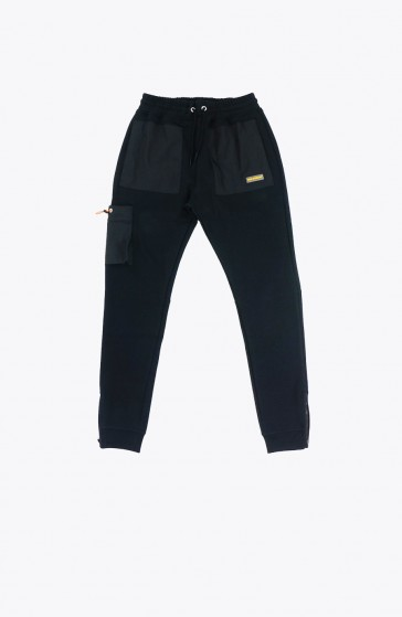 Pantalon Ruffle black