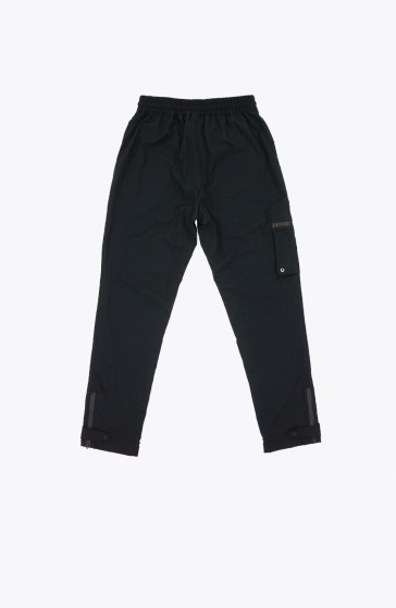 Black Strain Pant