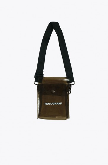 Hazy black Satchel