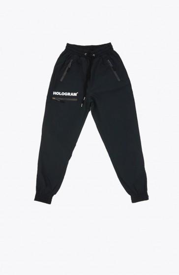 Black Unit Pant
