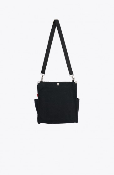 Case black Satchel