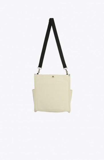 Case beige Satchel