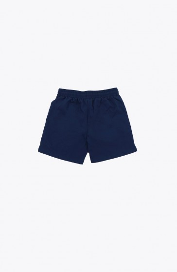 Strip blue Short