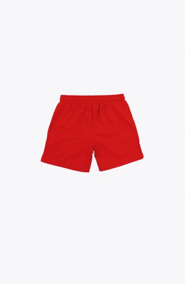Strip red Short