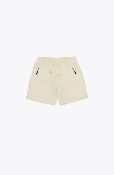 Strip beige Short