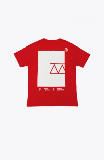 Icon red T-shirt