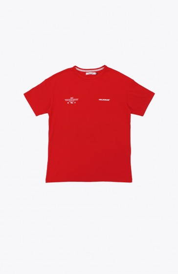 T-shirt Icon red