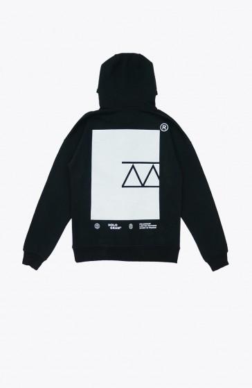 Icon black Hoody