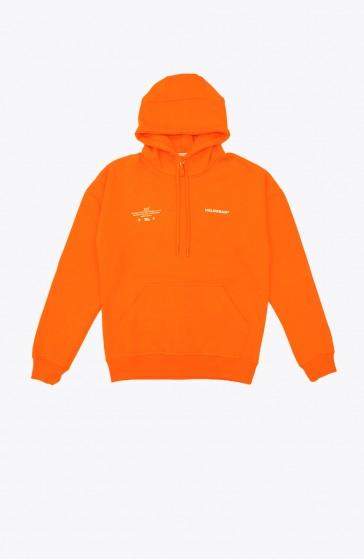 Icon orange Hoody