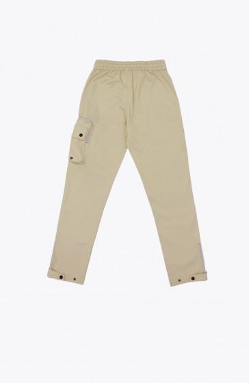 Pantalon Cargo beige