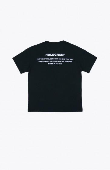 Stamp black T-shirt