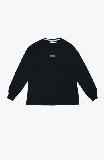 Land black T-shirt