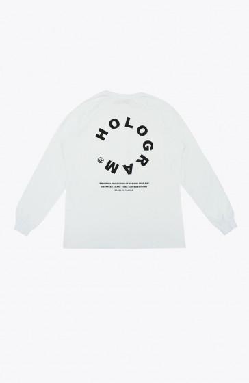 Circle white T-shirt