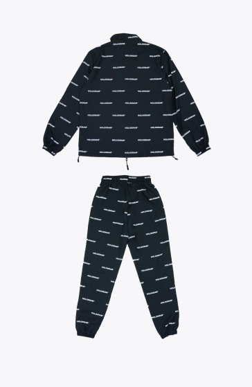 All over black Tracksuit