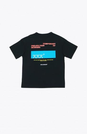 T-shirt View black