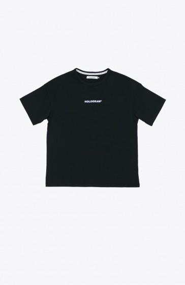 View black T-shirt
