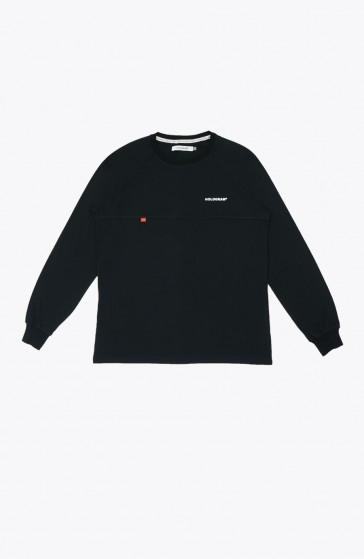 T-shirt Vision black