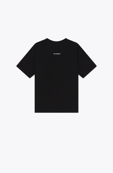 T-shirt Wave black