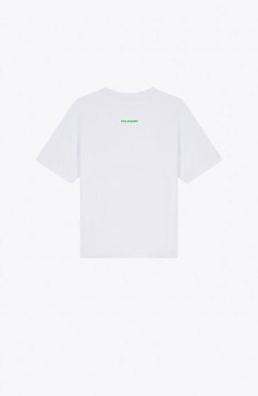 Wave white T-shirt
