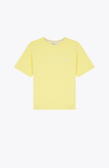 Sphere yellow T-shirt