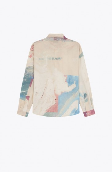Earth beige Shirt