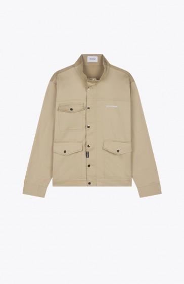 Cargo beige Jacket