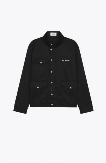Cargo black Jacket