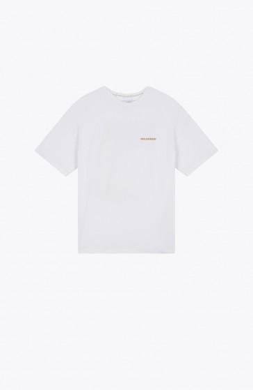 T-shirt Rift white