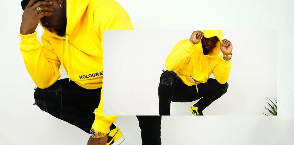 Mahonia sweatshirt